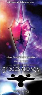 STAR TREK OF GODS AND MEN Banner B